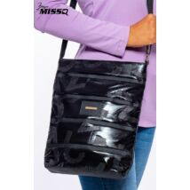 KT01 MISSQ postás táska/fekete