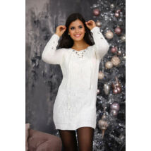 Fűzős Italy pulóver