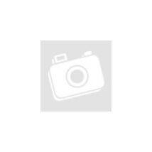 Ezüst bőr leggings Italy