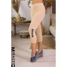 MIRAGE 3/4-es leggings/drapp
