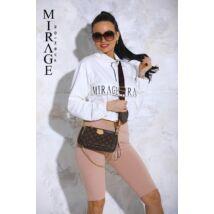 Szerén Mirage pulóver/Fehér