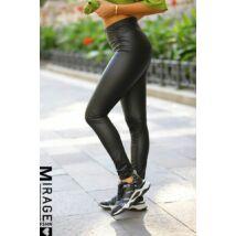 Bőr Mirage leggings