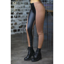 Leggings Mirage/bőrbetétes