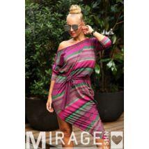 Dorabella asszimetrikus Mirage ruha