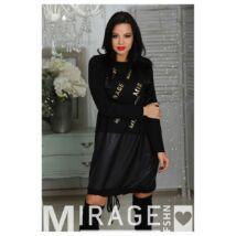 Tália alul kötős Mirage ruha