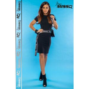 Notice MISSQ ruha/fekete