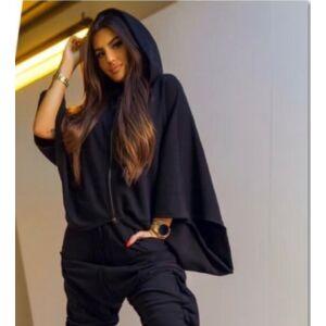 Batwin Fabnet pulóver/Fekete