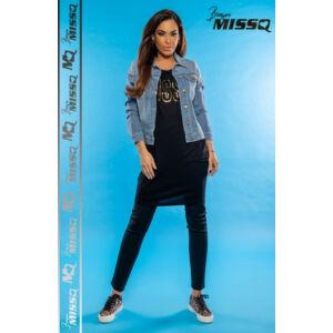 Amír MissQ tunika/Fekete-arany