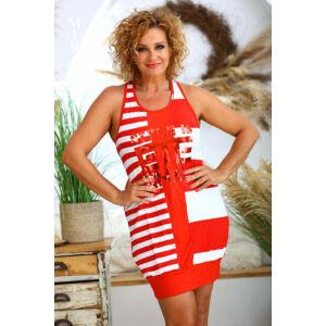 Amarella Mirage ruha/piros