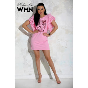 Iza Nolino ruha/rózsaszín