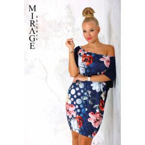 Liza Mirage ruha/kékmintás