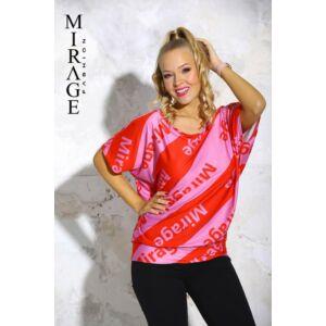 Merlin Mirage felső/pink/piros