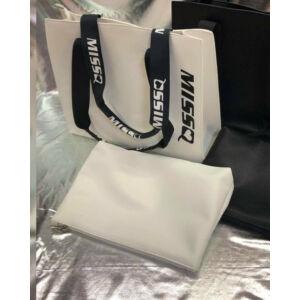 S26 MISSQ táska/fehér