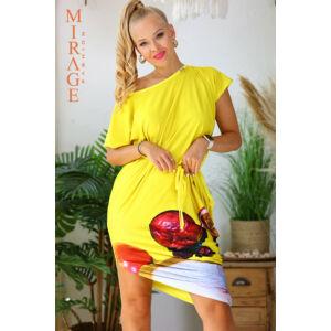 Alexa Mirage ruha/sárga