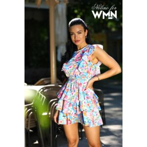 Amarill Nolino ruha/virágmintás