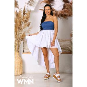 Bíborka Nolino ruha/fehér