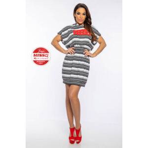 Corina MissQ ruha/csíkos