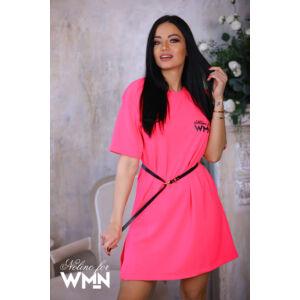 Missy Nolino tunika/neon pink