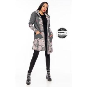 Nadia MissQ kardigán/szürke