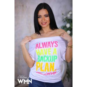 Nolino for WMN jázmin felső/fehér