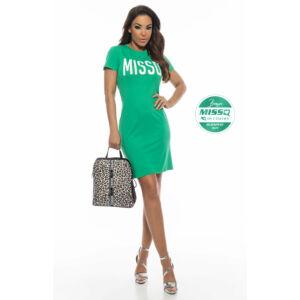 Notice MissQ ruha/zöld