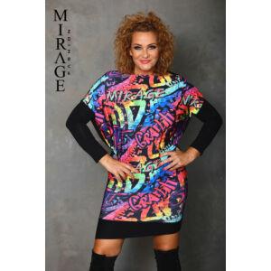Olga Mirage ruha/színes