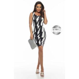 Sunday MissQ ruha/fekete-fehér