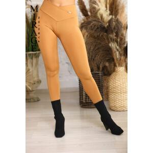 Super Strech Mirage leggings/camel