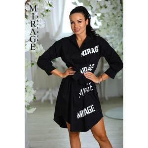 Szindy Mirage ingtunika/fekete