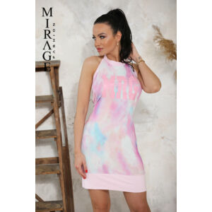 Tamila Mirage ruha/rózsaszín
