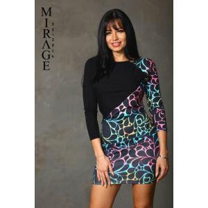Tricolor Mirage ruha/mintás