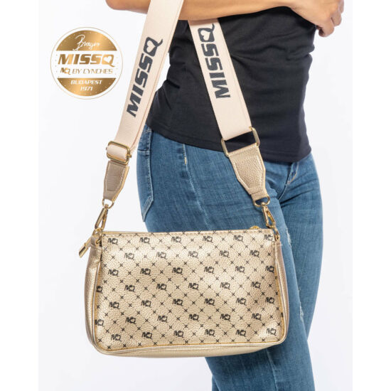 TM10/2-2021 MISSQ táska/arany