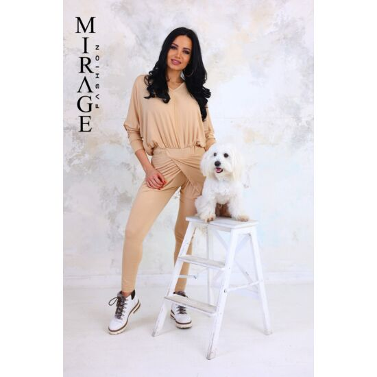Amanda Mirage overáll/bézs