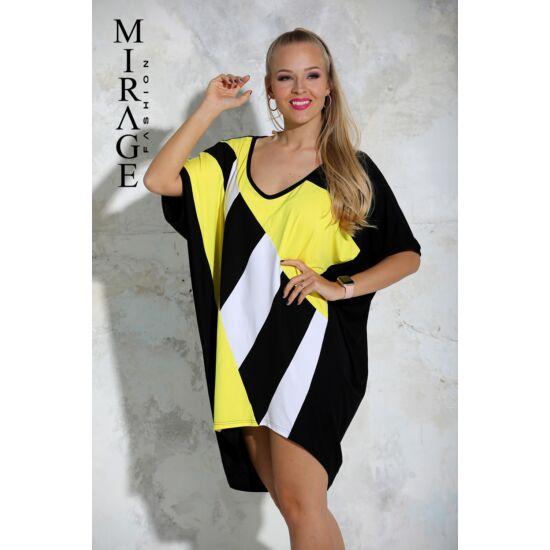 Bianka Mirage tunika/sárga