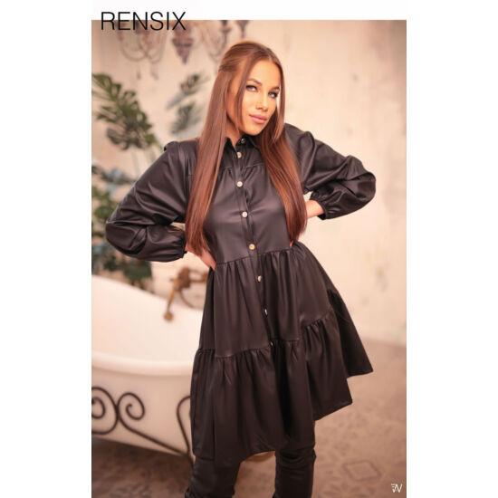 Britney Rensix bőrruha