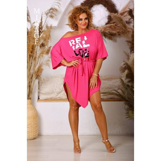 Canasta Mirage tunika/pink