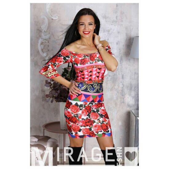 Gigi Mirage ruha/mintás