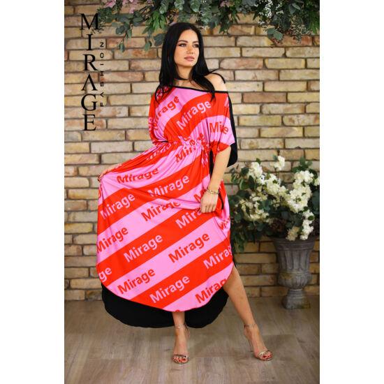 Kinley Mirage ruha/rózsaszín mintás