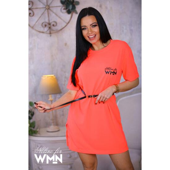 Missy Nolino tunika/neon narancs
