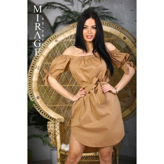 Monclair Mirage ruha/barna