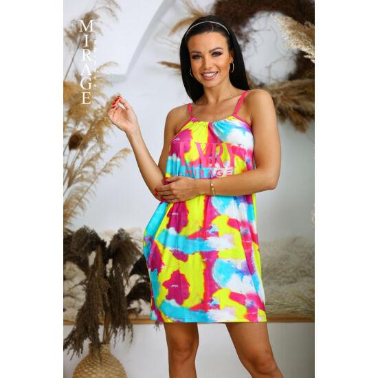 Nadinka Mirage ruha/színes