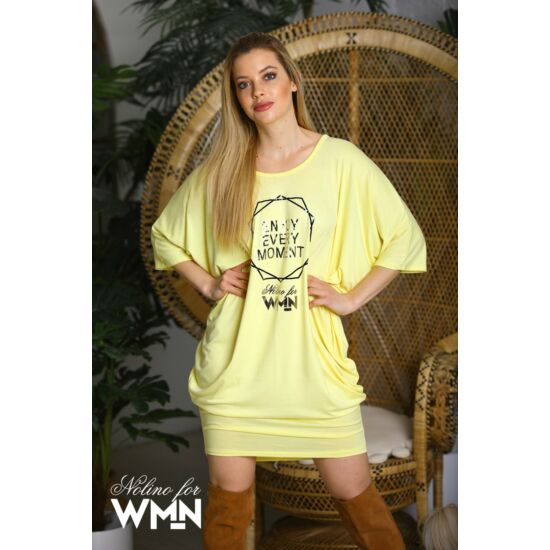 Nolino for WMN Moment tunika/sárga