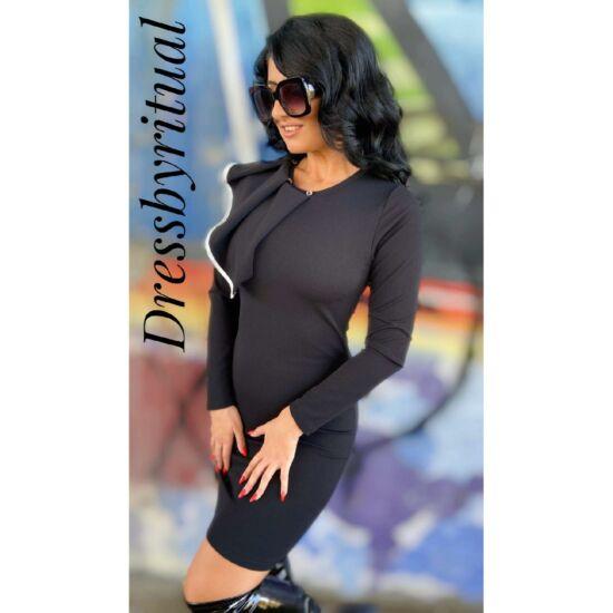 Blackwhite DressByRitual ruha
