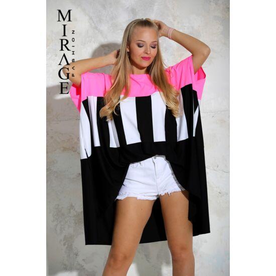 Rió Mirage lepel tunika/pink