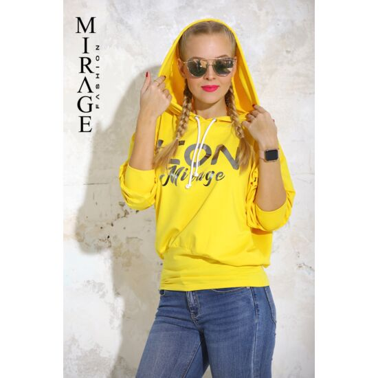 Rivello Mirage pulóver/sárga