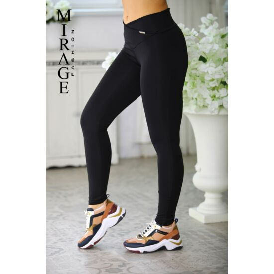 Super Mirage leggings/fekete