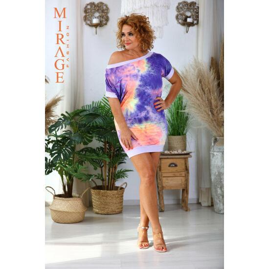 Vica Mirage ruha/színes