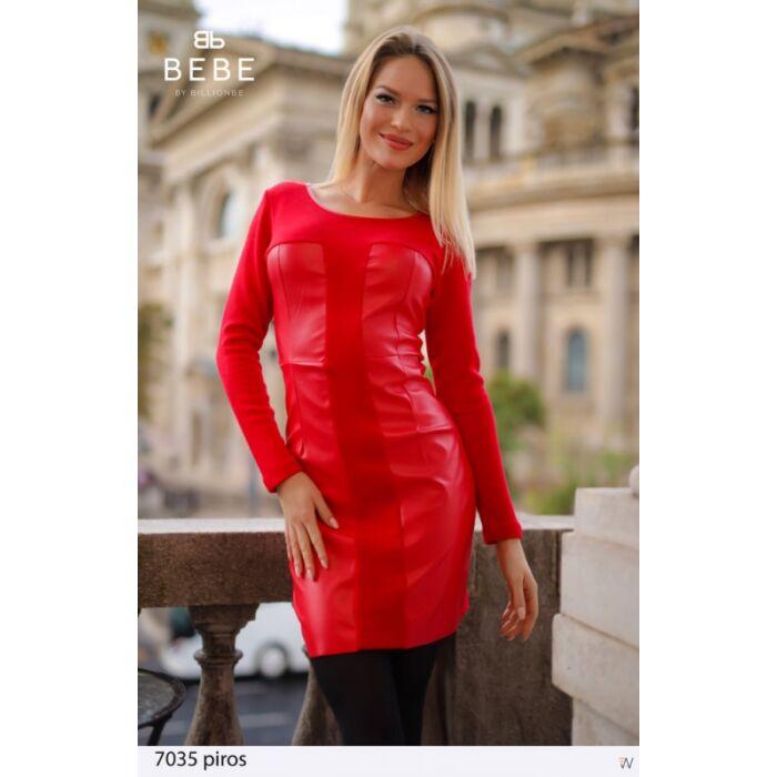 7035/piros Bebe ruha