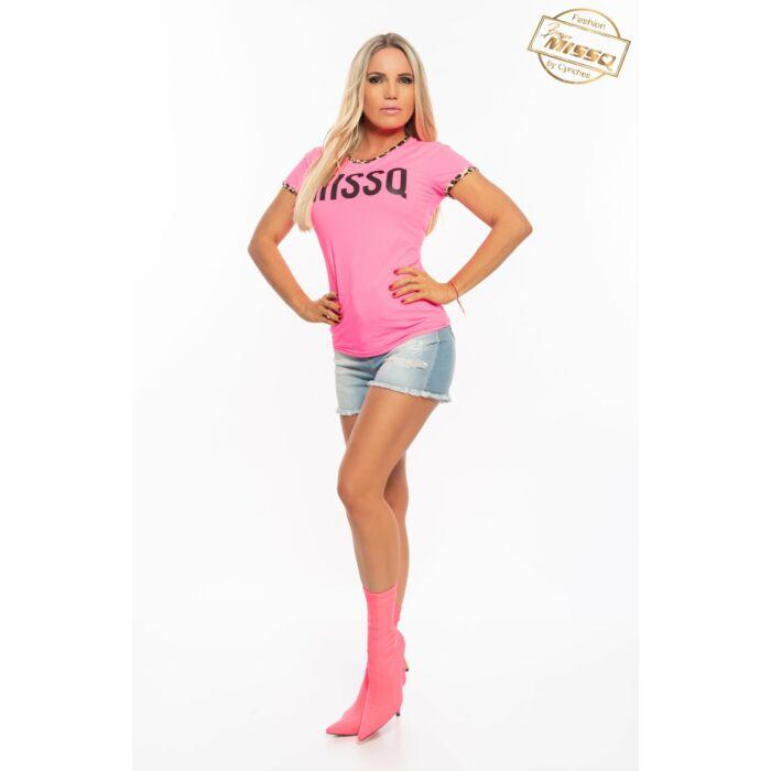Lucky MissQ felső/Pink
