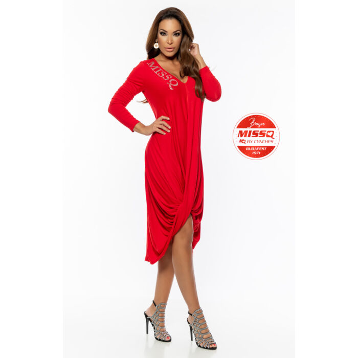 Cián MissQ ruha/piros
